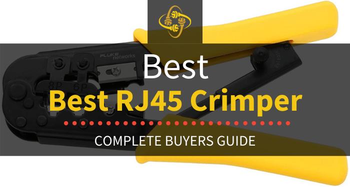 Best Rj45 Crimper