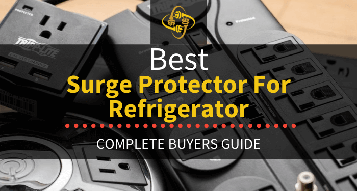 Best Surge Protector For Refrigerator
