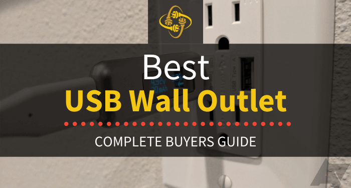 Best Usb Wall Outlet