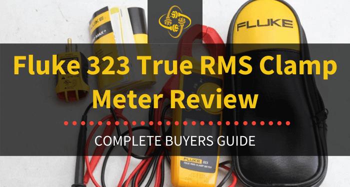 Fluke 323 True Rms Clamp Meter Review