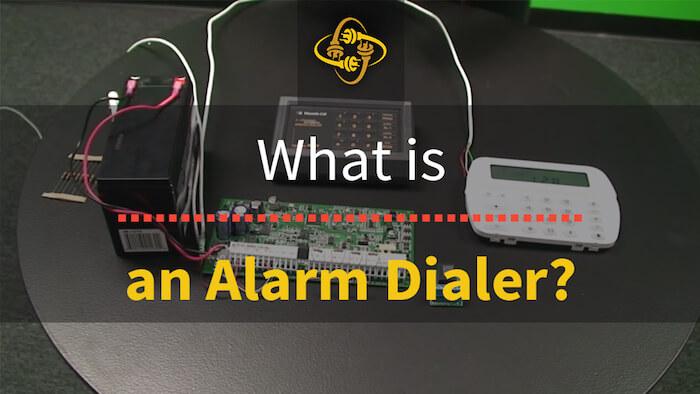 An Alarm Dialer