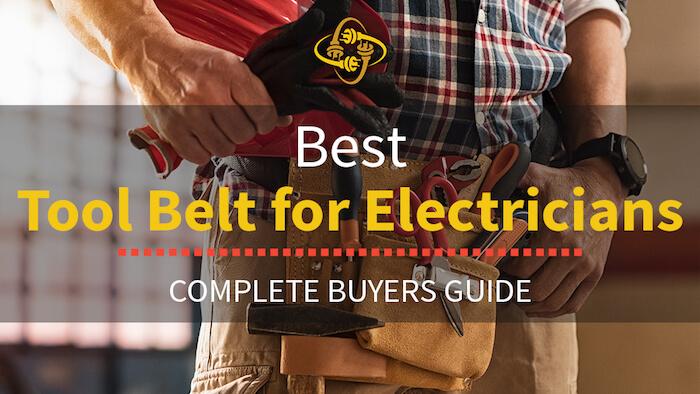 Best Electricians Tool Belt