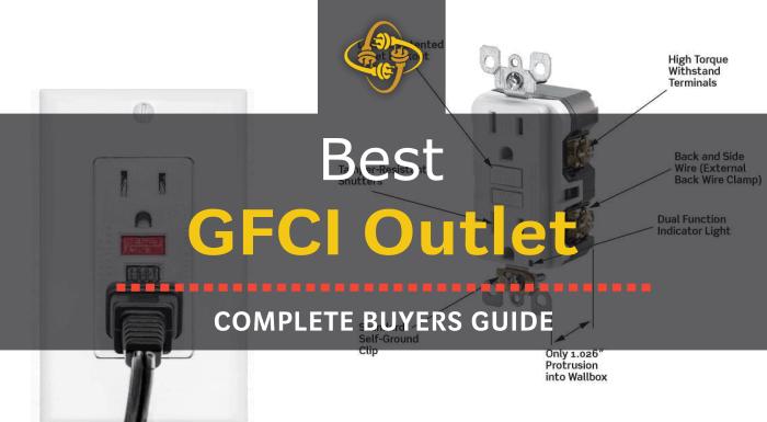 Best GFCI Outlet