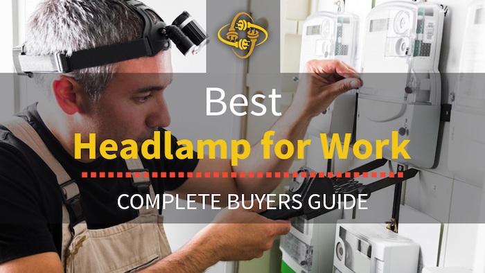 Best Headlamp For Work