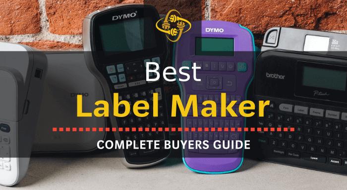 Best Label Maker For Electricians
